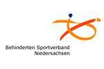 Logo Behinderten Sportverband Niedersachsen