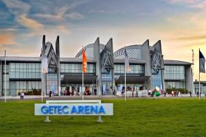 Magdeburg - GETEC-Arena