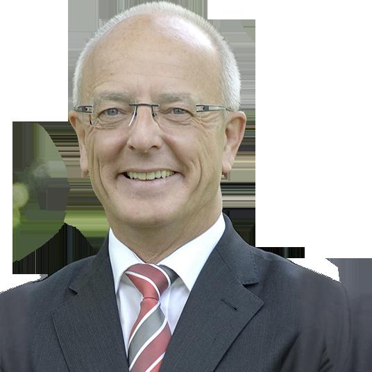 Profilbild von Oberbürgermeister Reinhard Pass