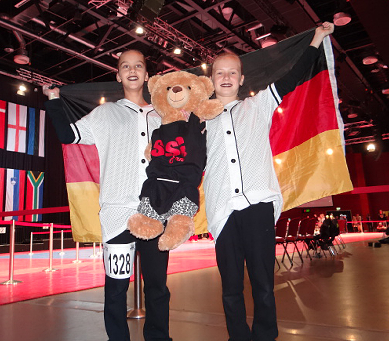 World Cup Harmuth + Andrzejewski