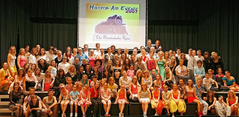 Gruppenbild Ensemble 2007