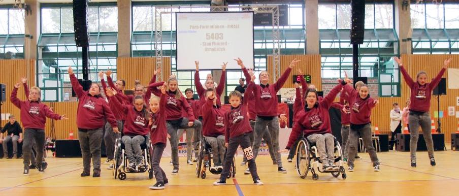 Patsy und Michael Hull Foundation feiert Deutsche Meisterschaft