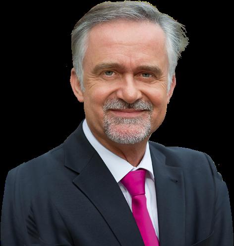 Profilbild von Oberbürgermeister Wolfgang Griesert