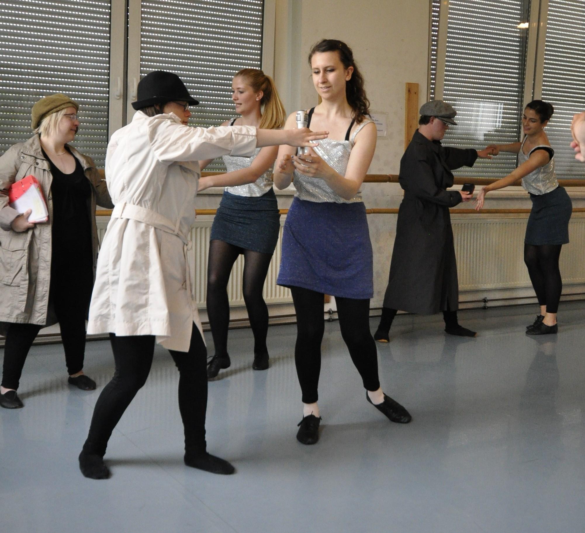 Stuttgart Ballettschule Rüter