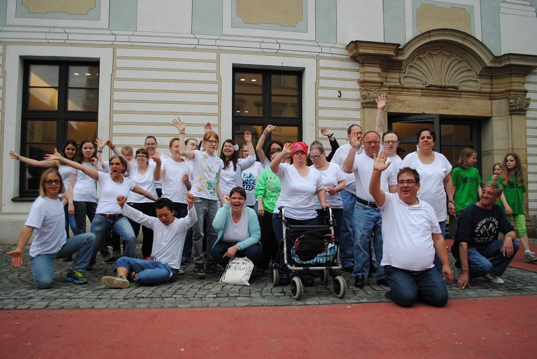 Gruppenbild Teilnehmer Stuttgart