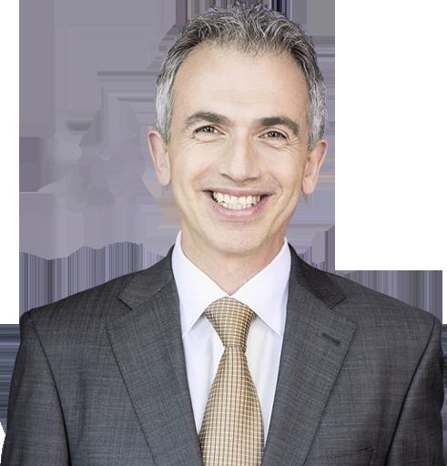 Profilbild von Oberbürgermeister Peter Feldmann