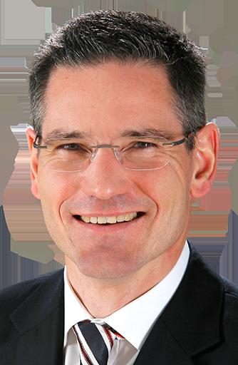 Profilbild Eckhard Witte, Bürgermeister der Stadt Lübbecke