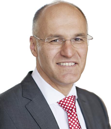 Profilbild von Oberbürgermeister Dr. Kurt Gribl