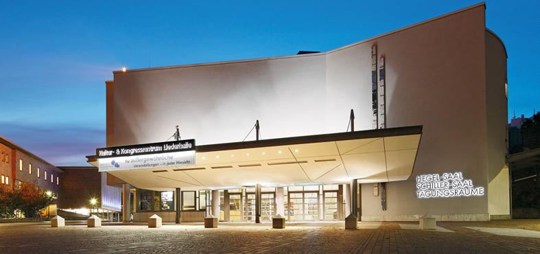 Liederhalle Stuttgart