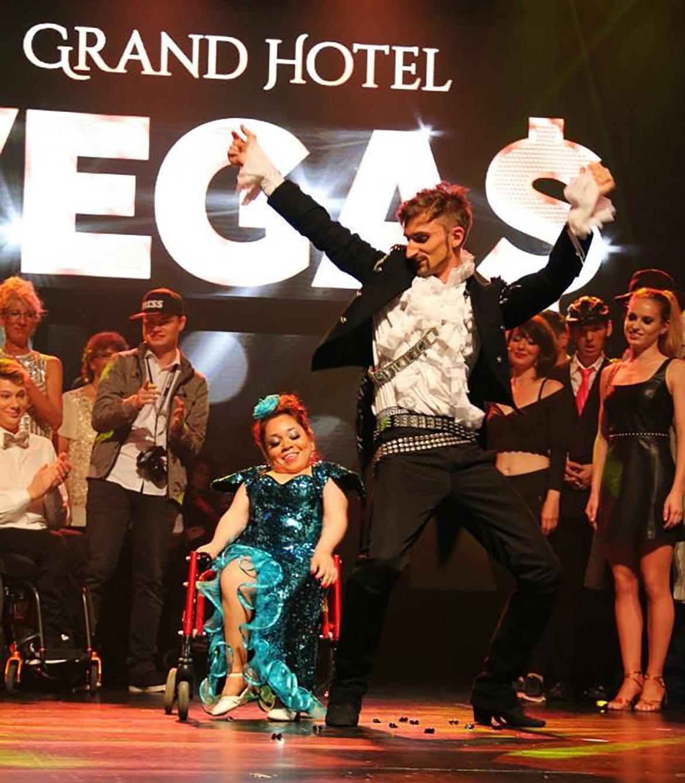 Grand Hotel Vegas in der Stuttgarter Liederhalle