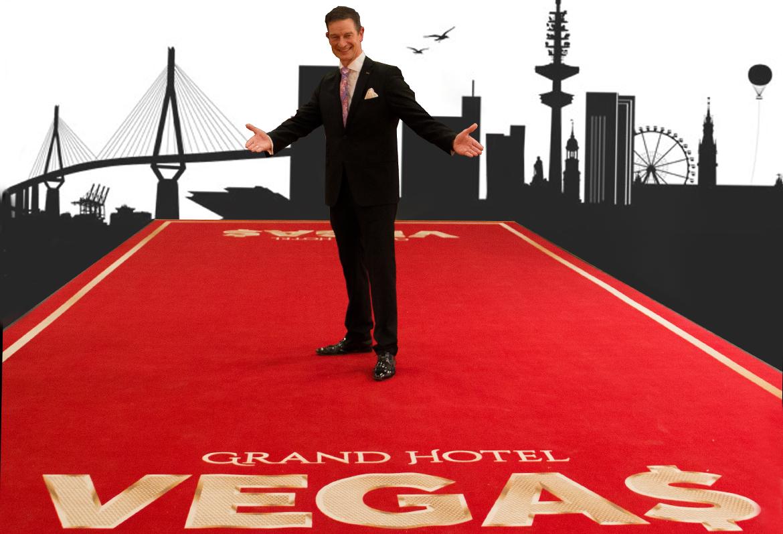 """Kampnagel wird zum """"Grand Hotel Vegas"""""""