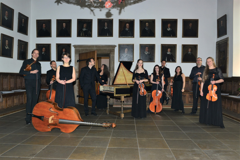 Benefizkonzert der Neuen Hofkapelle Osnabrück