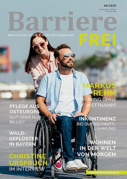 Veröffentlichung – Magazin Barrierefrei